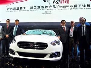 Fiat, Chrysler  y Grupo GAC firman acuerdo para China
