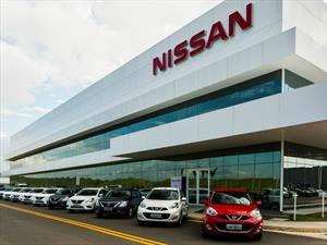 Complejo Industrial de Nissan en Brasil cumple dos años