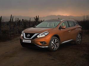 Nissan Murano Hybrid se presenta discretamente