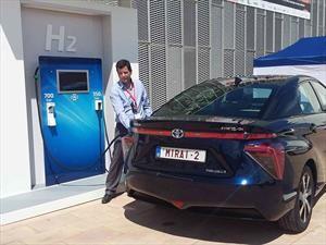 Japón apuesta a los vehículos de pila de combustible de hidrógeno