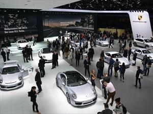 Nueve fabricantes de autos se bajan del Salón de Frankfurt
