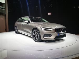 Volvo V60 2019, una station wagon con grandes aspiraciones