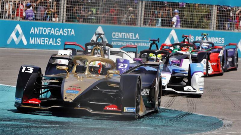 Fórmula E: Vuelve a la acción con seis carreras en Berlín