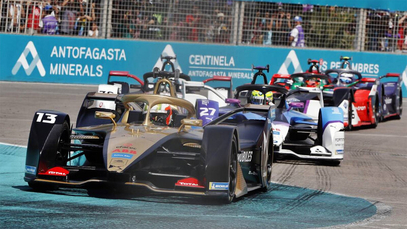 La temporada 2020 de la Fórmula E, disputará seis fechas en Berlín