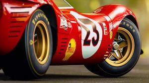 ¿El Ferrari 330 P4 es el auto de competición más bello de la historia?