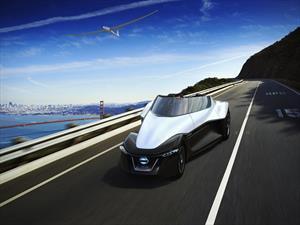 Se presenta el Nissan BladeGlider Concept