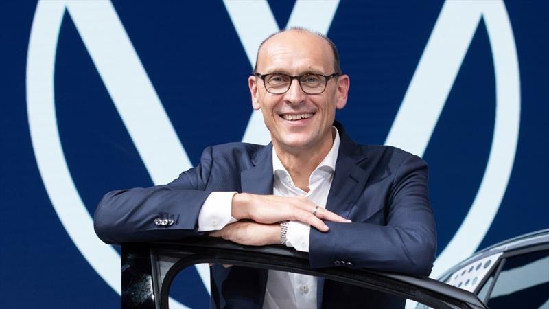 Volkswagen nombra nuevo CEO