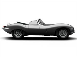 Jaguar fabricará 9 unidades del XKSS 1957