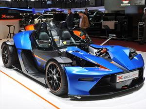 KTM X-Bow GT, Hit the Road Jack.