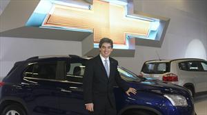 Chevrolet reporta cifras récord en el XIII Salón del Automóvil de Bogotá