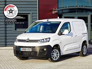 Los furgones de Citroën, Opel y Peugeot se imponen en premiación inglesa
