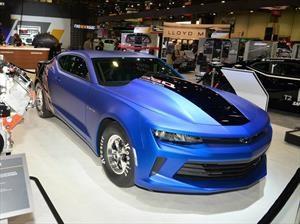Chevrolet Camaro se queda con el premio al Hottest Coupé del SEMA 2017