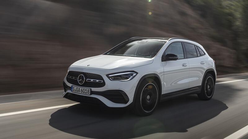 Nuevo Mercedes Benz GLA se lanza en Argentina
