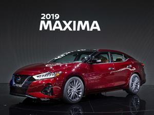 Nissan Maxima 2019, recibe un sutil lavado de cara