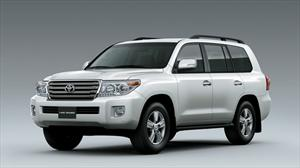 Toyota Land Cruiser 200 línea 2012 se presenta en Argentina.