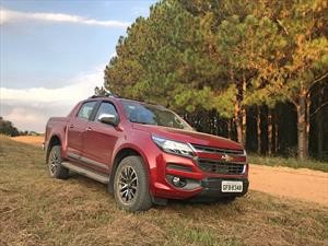 Esta es la nueva Chevrolet Colorado 2018