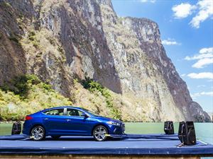 Hyundai Elantra 2017 debuta