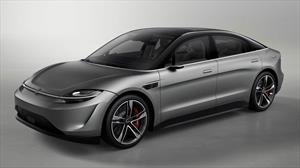 Sony Vision S Concept, una muestra más del interés de las empresas de tecnología por los autos