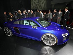Audi R8 e-tron Piloted Driving Concept, un deportivo eléctrico autónomo