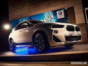 BMW X2 2018 en Chile, una nueva actitud