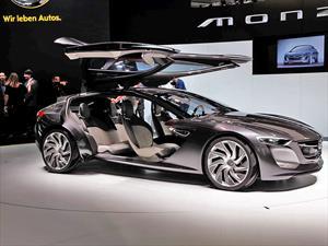 Opel Monza Concept: La nueva propuesta del fabricante alemán