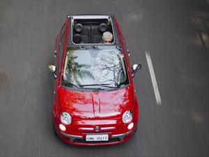Fiat 500 Cabrio se presenta en el Salón de Sao Paulo