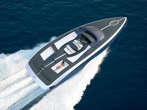 Súper bote bajo el sello de Bugatti
