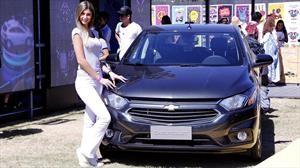 Chevrolet Onix es el auto del Lollapalooza