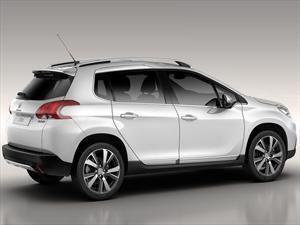 Peugeot 2008: La versión SUV del 208