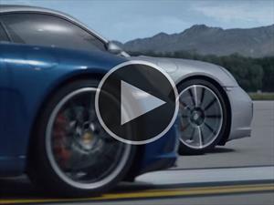 Maria Sharapova, Muhammad Ali y Magnus Carlsen protagonizan el nuevo comercial del Porsche 911
