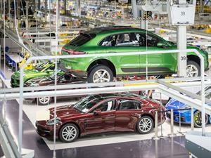 Ya comenzó la producción de la Porsche Macan en Alemania