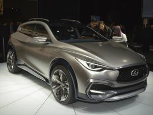 Infiniti QX30 Concept, un crossover de lujo