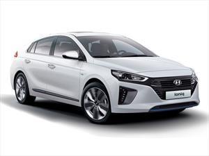 Hyundai Ioniq 2018 se presenta