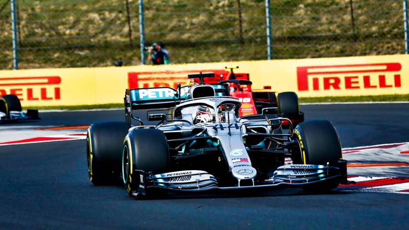 F1 2020: Gran Premio de Hungría