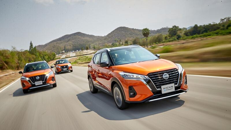 Nissan Kicks 2021 es nombrado Auto del Año en Japón