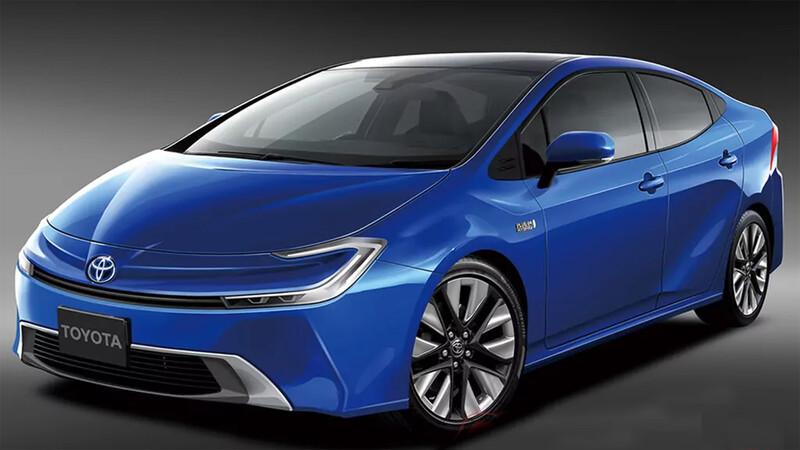 Próxima generación Toyota Prius emplearía hidrógeno