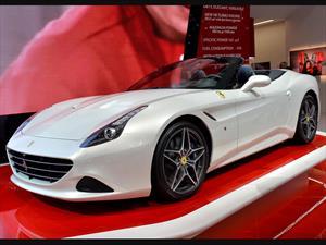 Ferrari California T, EL estreno del Salón de Ginebra