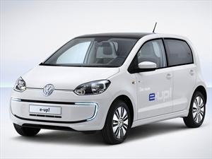 VW muestra la versión de producción del E-Up!