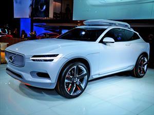 """Volvo Concept XC Coupé elegido el """"Mejor Concept Car"""""""