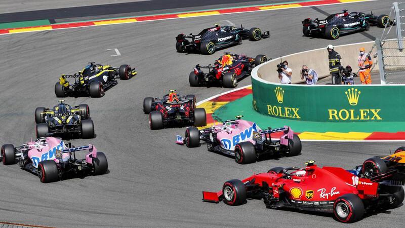 F1 2021: Se viene el calendario más largo de la historia