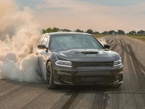 Video: Dodge Charger SRT Hellcat HPE1000, cruzando los límites