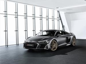 Audi celebra 10 años de su motor V10 con el R8 V10 Decennium