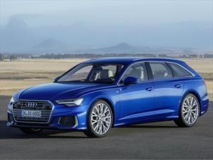 Audi A6 Avant 2019 es una station wagon de primera clase