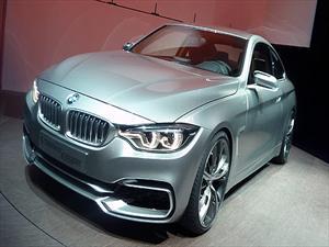 BMW Serie 4 Concept: El Coupé toma un camino diferente