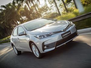 Toyota apuesta por Brasil para renovar el Corolla