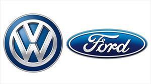 Volkswagen y Ford desarrollarán en conjunto vehículos de conducción autónoma
