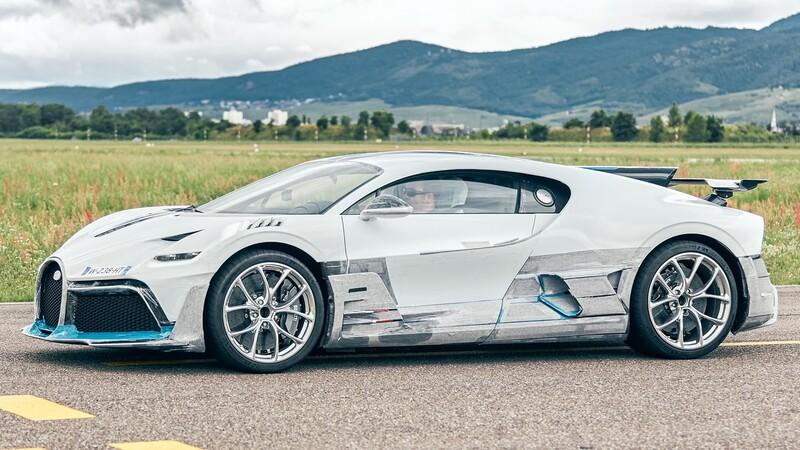 ¿Conocías las exigentes pruebas que realiza Bugatti con sus autos?
