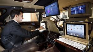 Bentley Mulsanne Executive Interior Concept, más conectividad imposible