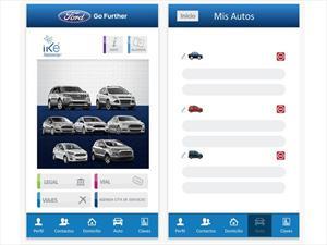 Asistencia 24 Horas Ford/Lincoln, la nueva app de la marca