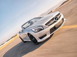 Mercedes-Benz SL63 AMG V8 Biturbo